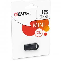 Emtec - USB - D250, 2.0, 16GB