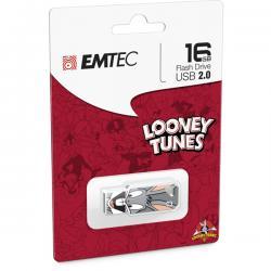 Emtec - USB - L104, 2.0, Bugs Bunny, 16GB