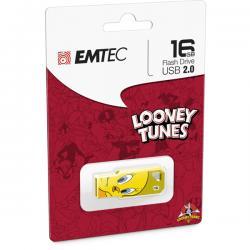 Emtec - USB - L100, 2.0, Tweety, 16GB