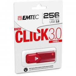 Emtec - USB 3.0 - B100 - 256 GB - rosso