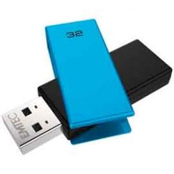 Emtec - USB 2.0 - C350 - 32 GB - blu