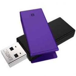 Emtec - USB 2.0 - C350 - 8 GB - viola