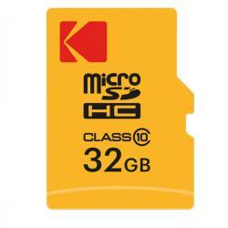 Kodak - micro sdhc - 32gb class10 extra