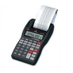 Olivetti - calcolatrice summa - 301 portatile scrivente 12 cifre nero