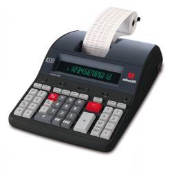 Calcolatrice a impatto Olivetti logos 9