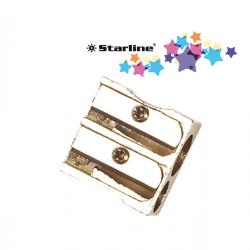 Temperamatite - 2 foro - in metallo - Starline