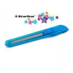Cutter con bloccalama Basic - 9 mm - Starline