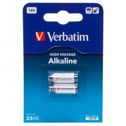 Verbatim - Blister 2 MicroPile alkaline MIN21 - 49939 - 12V