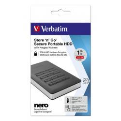 Verbatim - hard disk - store 'n' go 1tb usb 3.1
