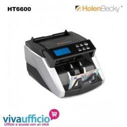 Conta/Verifica banconote HolenBecky HT6600