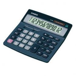 Calcolatrice da tavolo DH-12BK - 12 cifre - Casio