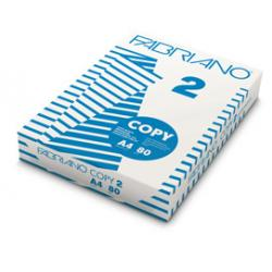 Carta Copy 2 - A4 - 80gr - Fabriano - conf. 500fg