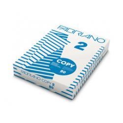 Carta Copy 2 - 215 x 330mm - 80gr - Fabriano - conf. 500fg