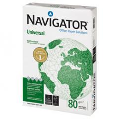Carta Universal 80 - A4 - 80 gr - bianco - Navigator - conf. 500 fogli
