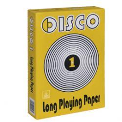Carta bianca Disco 1 - A4 - 80gr - Burgo - risma da 500 fogli - ordine drop max 25 risme