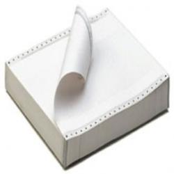 """Carta modulo continuo 24X11""""X3 53gr (750fg) LF Piste Staccabili"""