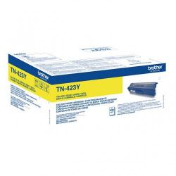 Brother - toner - TN423Y - giallo, da 4000 pagine, hll8260cdw, hll8360cdw, dcpl8410cdw