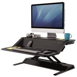 Postazione di lavoro Sit-Stand Lotus™ - Nero - Fellowes