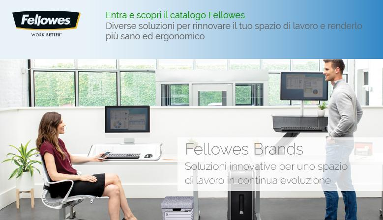 Fellowes - Ufficio Ergonomico